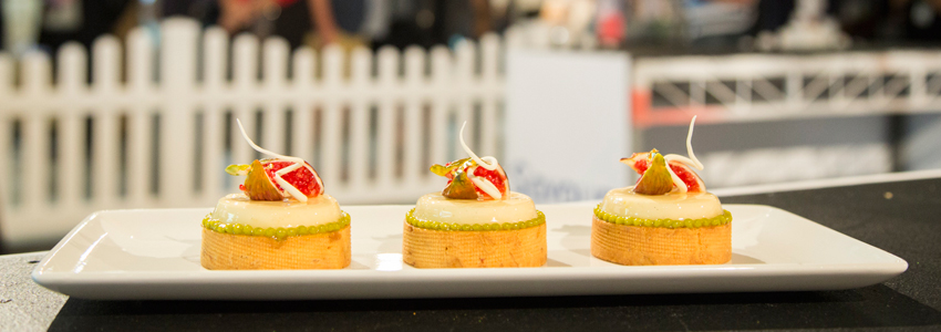 Savour Patissier of the Year - Competition-tarts