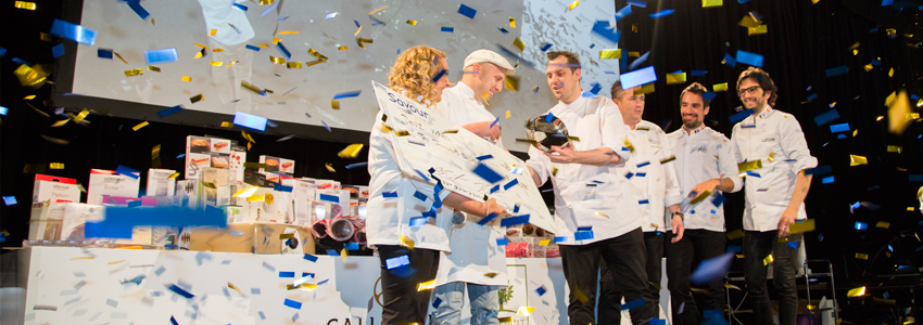 Savour Patissier of the Year - Prizes