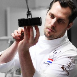 Frank Haasnoot - Savour Patissier of the Year judge