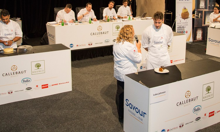 How to watch Savour Patissier of the Year 2018
