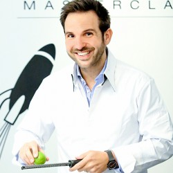 christophe michalak - savour patissier of the year