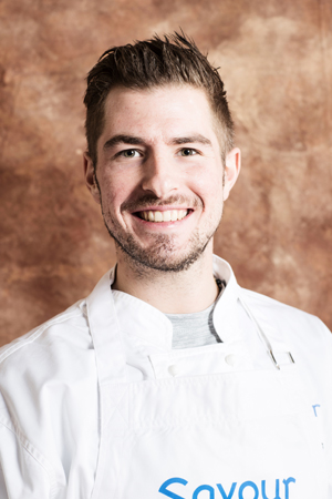 Vincent Denis - Savour Patissier of the Year