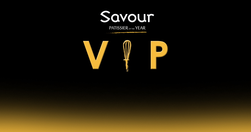 VIP Spectator Package – Watch Savour Patissier of the Year in style!