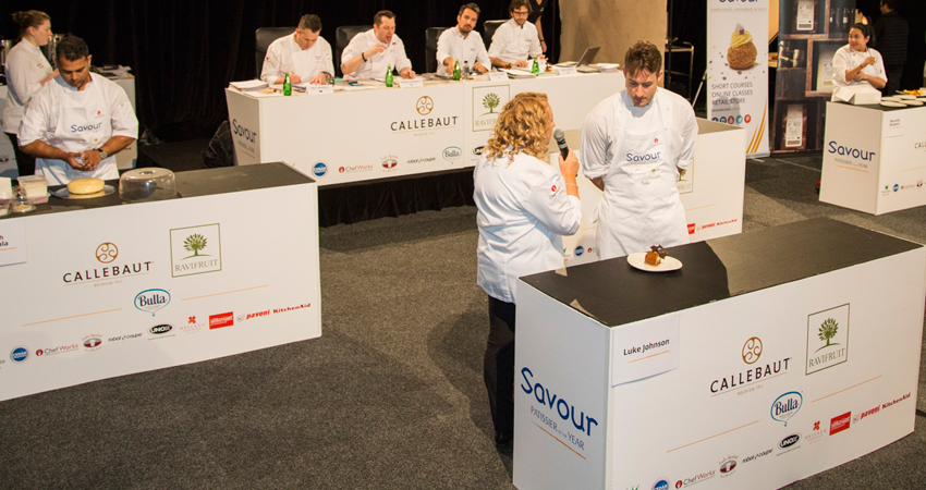 How to watch Savour Patissier of the Year 2017