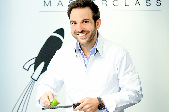 Interview with judge Christophe Michalak